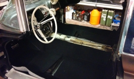 1958 Ford Thunderbird restoration (21)