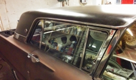 1958 Ford Thunderbird restoration (23)