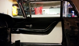 1958 Ford Thunderbird restoration (24)