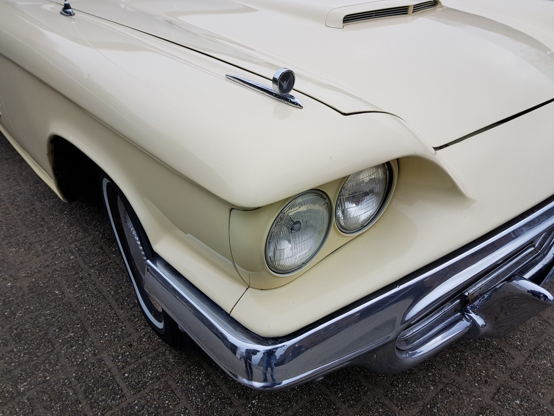 1960 Ford Thunderbird Squarebird For Sale Autos Post