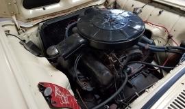 1959 Ford Thunderbird Hardtop - 430ci MEL V8 (1)
