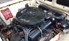 1959 Ford Thunderbird Hardtop - 430ci MEL V8 (2)