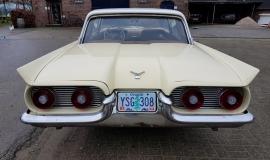 1959 Ford Thunderbird Hardtop - 430ci MEL V8 (6)
