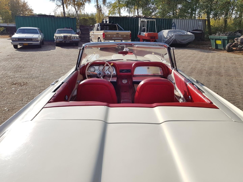 1960 Ford Thunderbird Convertible 352ci (5)