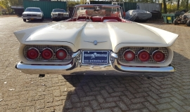 1960 Ford Thunderbird Convertible 352ci (4)