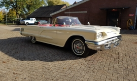 1960 Ford Thunderbird Convertible 352ci (8)