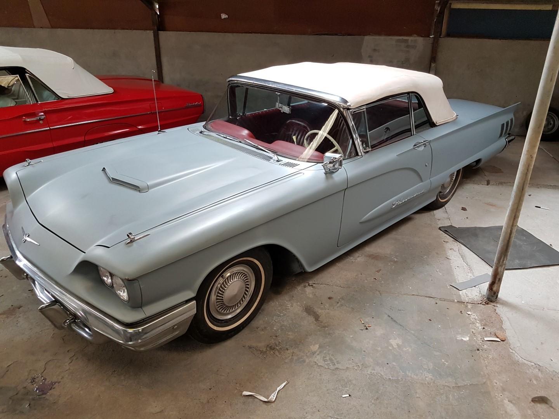 1960 Ford Thunderbird Convertible (10)
