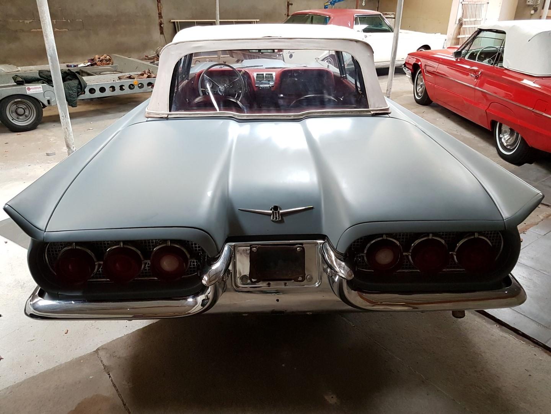 1960 Ford Thunderbird Convertible (13)