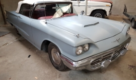 1960 Ford Thunderbird Convertible (1)