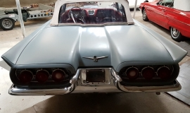 1960 Ford Thunderbird Convertible (13)