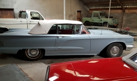 1960 Ford Thunderbird Convertible (14)