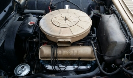 1960 Ford Thunderbird Hardtop mild custom (1)