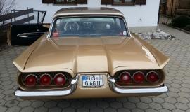 1960 Ford Thunderbird Hardtop mild custom (2)