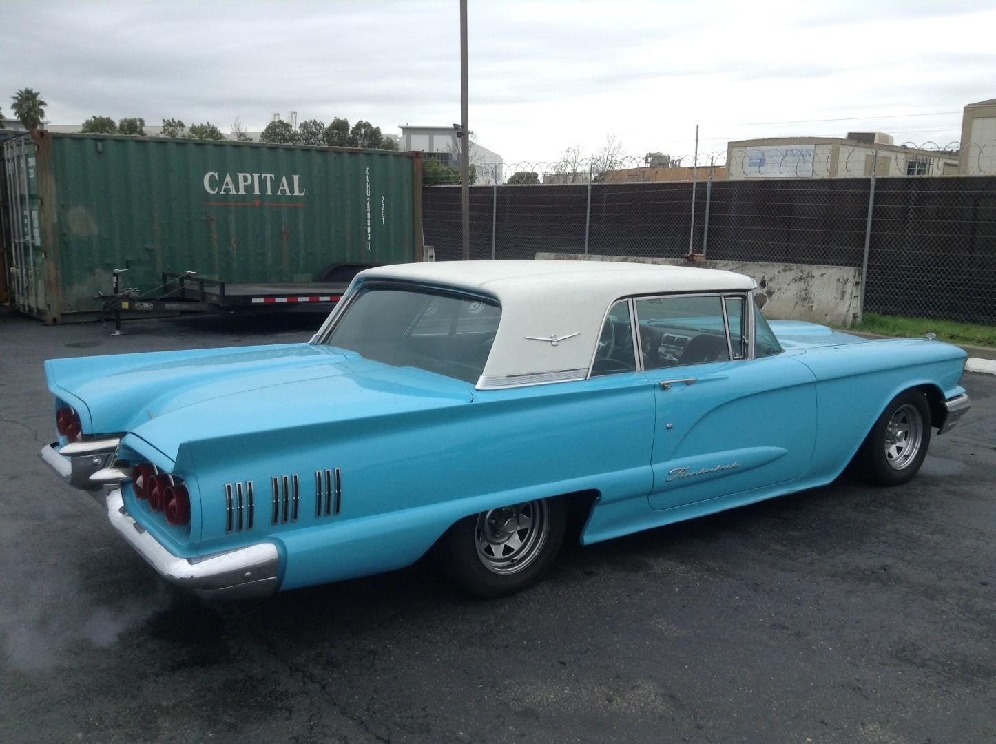 1960 Ford Thunderbird Hardtop (7)