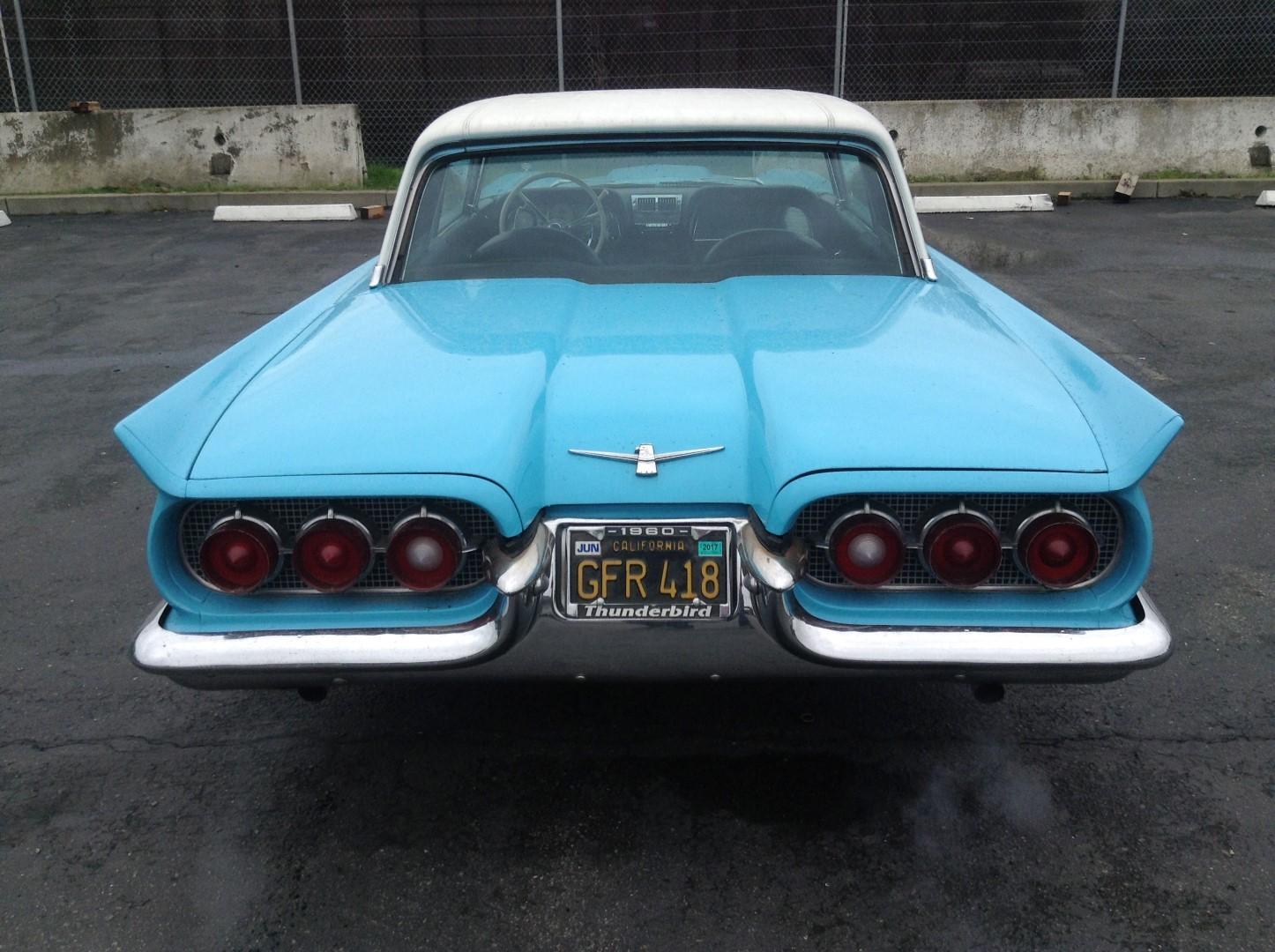 1960 Ford Thunderbird Hardtop (8)