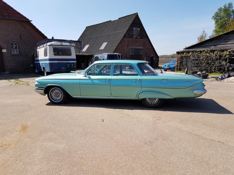 1961 Chevrolet Biscayne - 283ci (10)