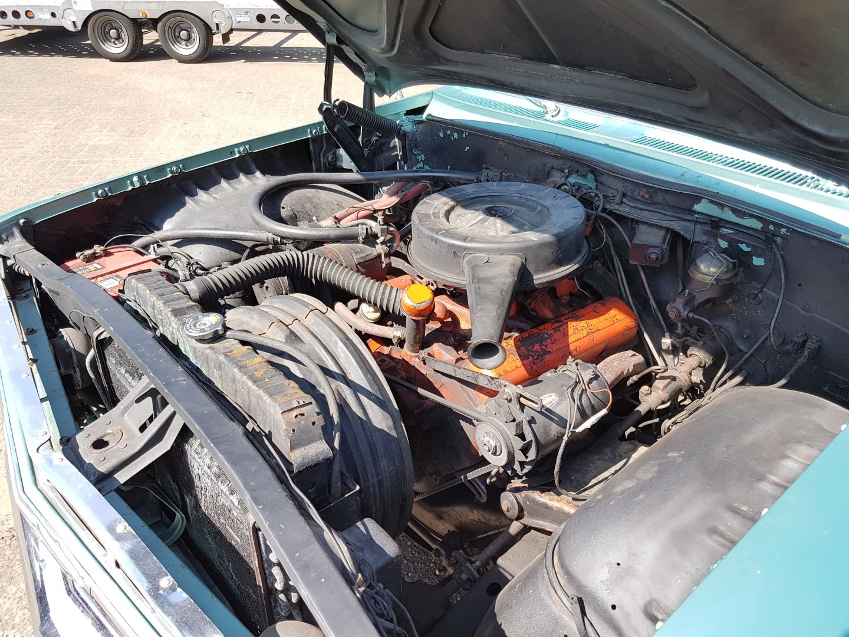 1961 Chevrolet Biscayne - 283ci (2)