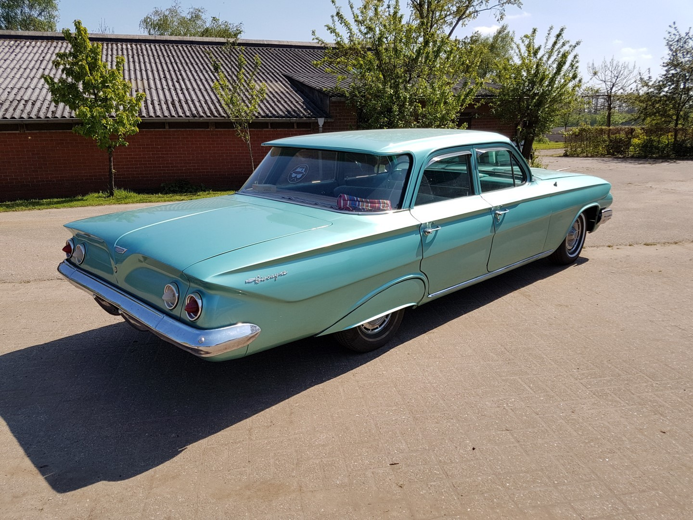 1961 Chevrolet Biscayne - 283ci (7)