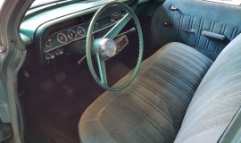 1961 Chevrolet Biscayne - 283ci (1)