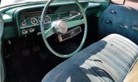 1961 Chevrolet Biscayne - 283ci (11)