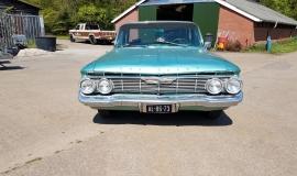 1961 Chevrolet Biscayne - 283ci (4)