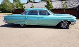 1961 Chevrolet Biscayne - 283ci (6)