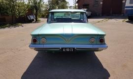 1961 Chevrolet Biscayne - 283ci (8)