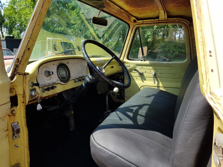 1962 Ford F100 429ci  (13)