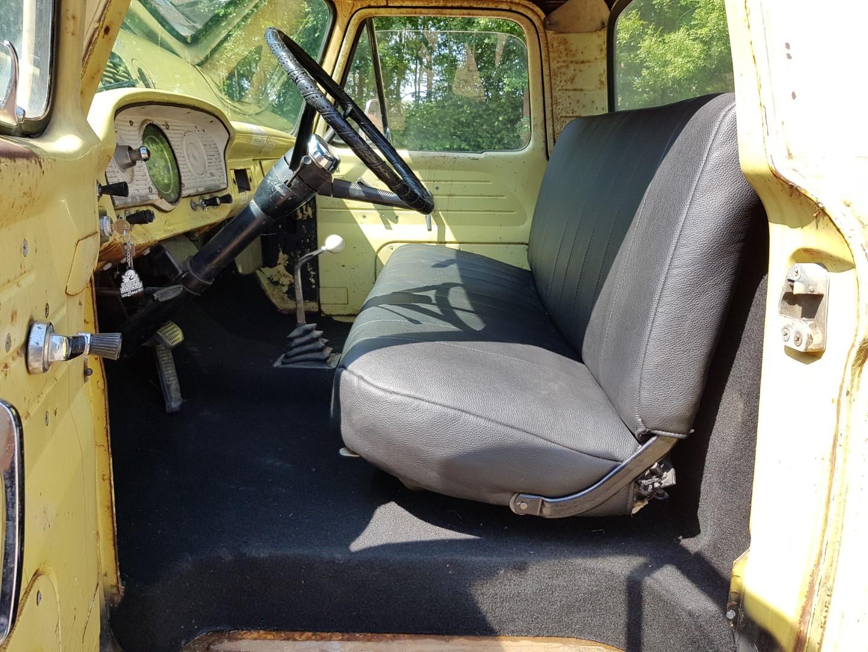 1962 Ford F100 429ci  (14)