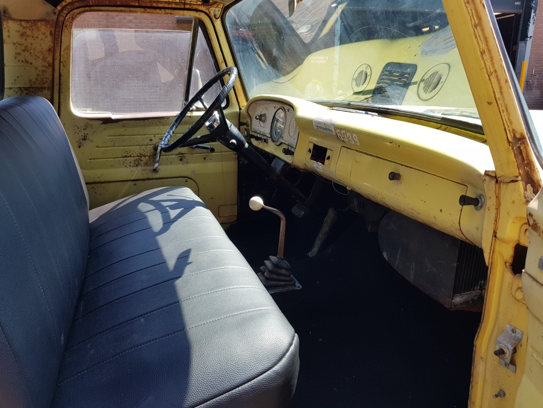 1962 Ford F100 429ci  (16)