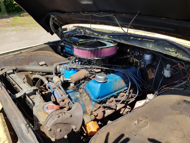 1962 Ford F100 429ci  (20)