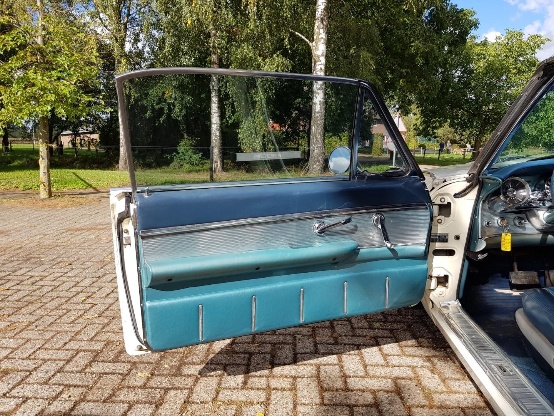 1962 Ford Thunderbird 390ci - Bulletbird (12)
