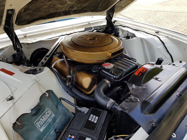 1962 Ford Thunderbird 390ci - Bulletbird (17)