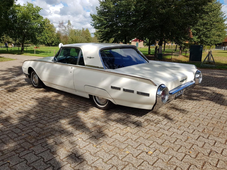 1962 Ford Thunderbird 390ci - Bulletbird (3)