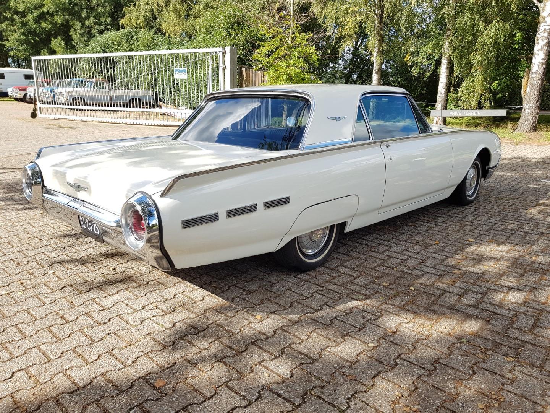 1962 Ford Thunderbird 390ci - Bulletbird (5)