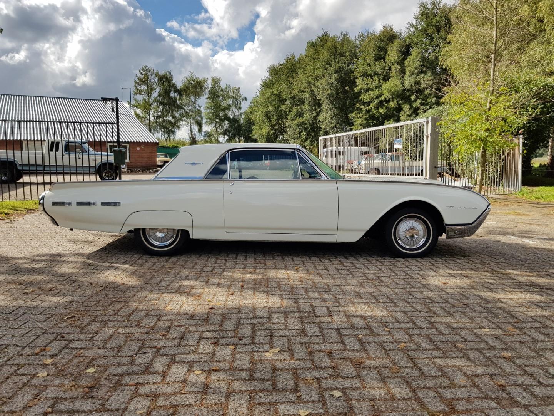 1962 Ford Thunderbird 390ci - Bulletbird (6)