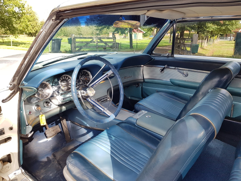 1962 Ford Thunderbird 390ci - Bulletbird (9)