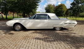 1962 Ford Thunderbird 390ci - Bulletbird (2)
