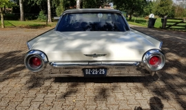 1962 Ford Thunderbird 390ci - Bulletbird (4)