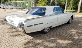 1962 Ford Thunderbird 390ci - Bulletbird (5)