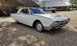 1962 Ford Thunderbird 390ci - Bulletbird (7)