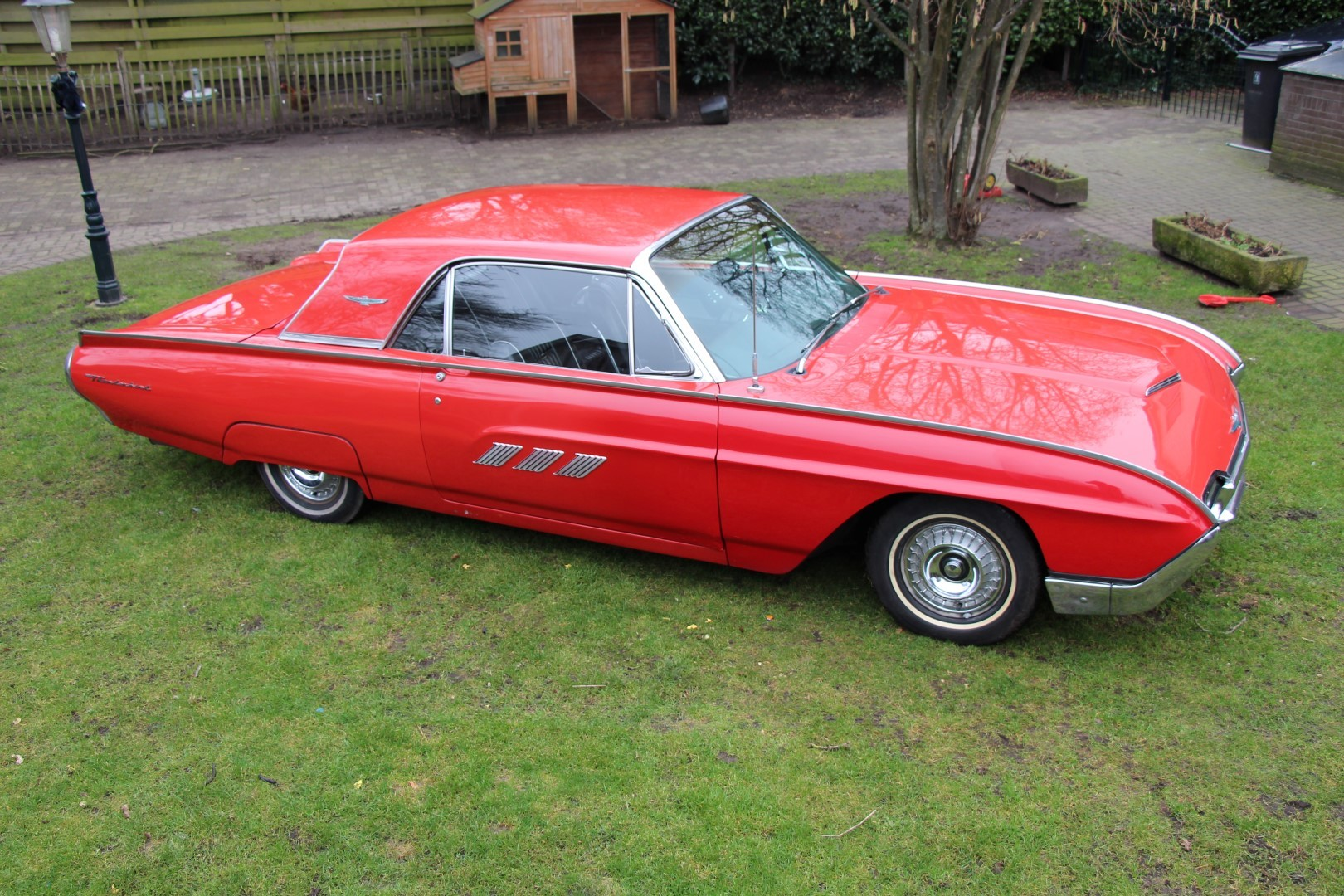 1963 Ford Thunderbird (Bullit Bird) (1)