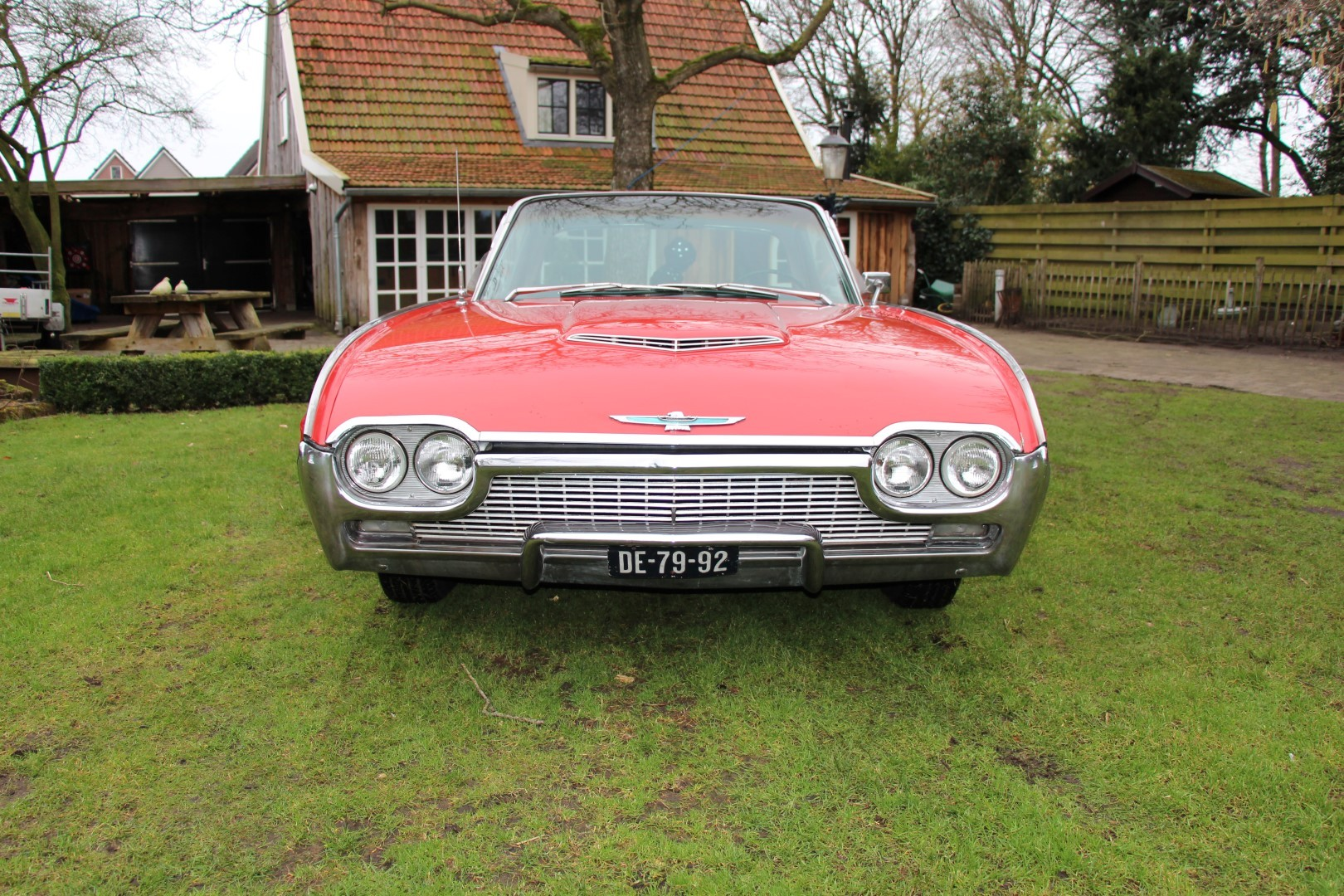 1963 Ford Thunderbird (Bullit Bird) (18)