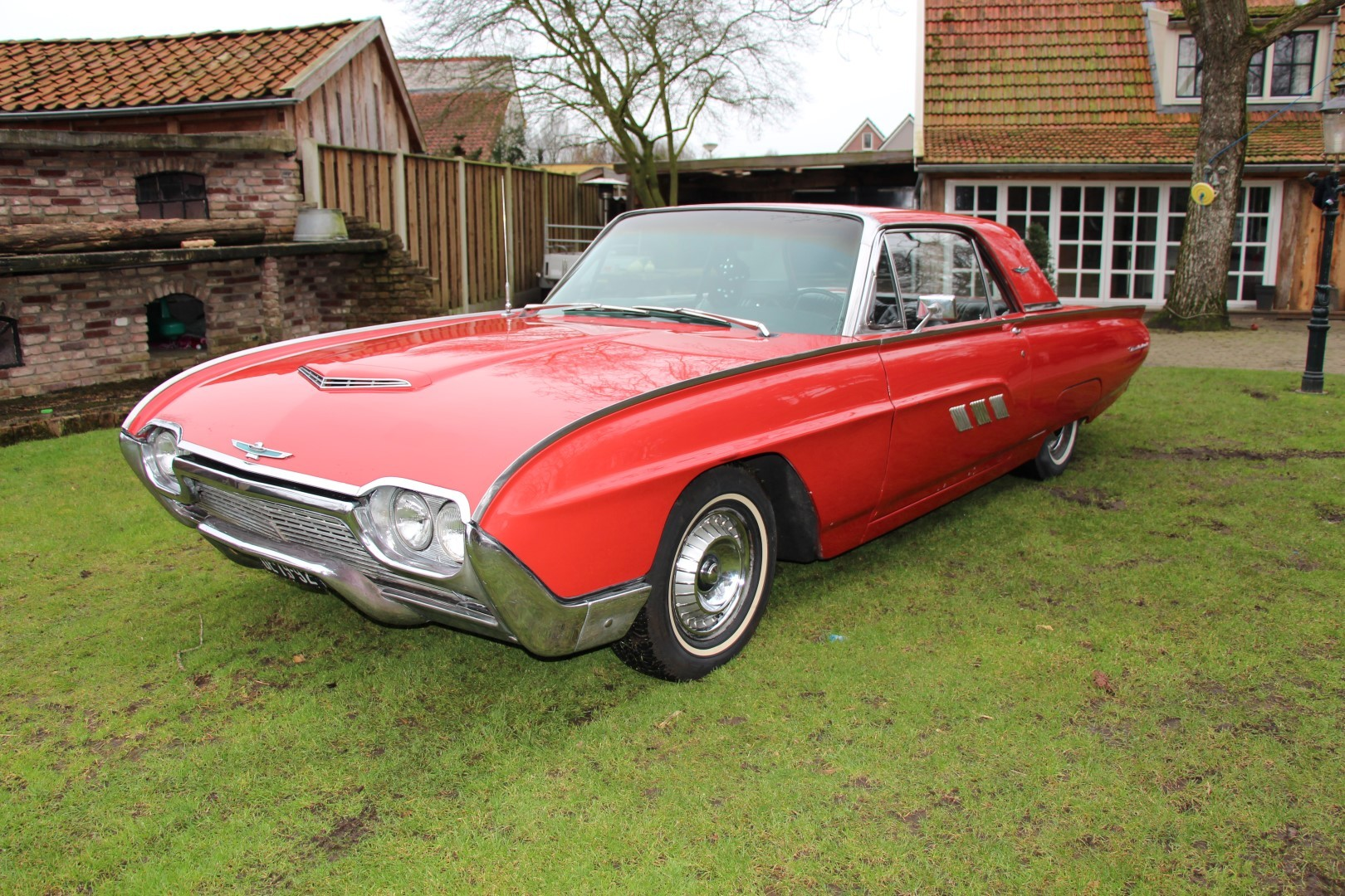 1963 Ford Thunderbird (Bullit Bird) (19)