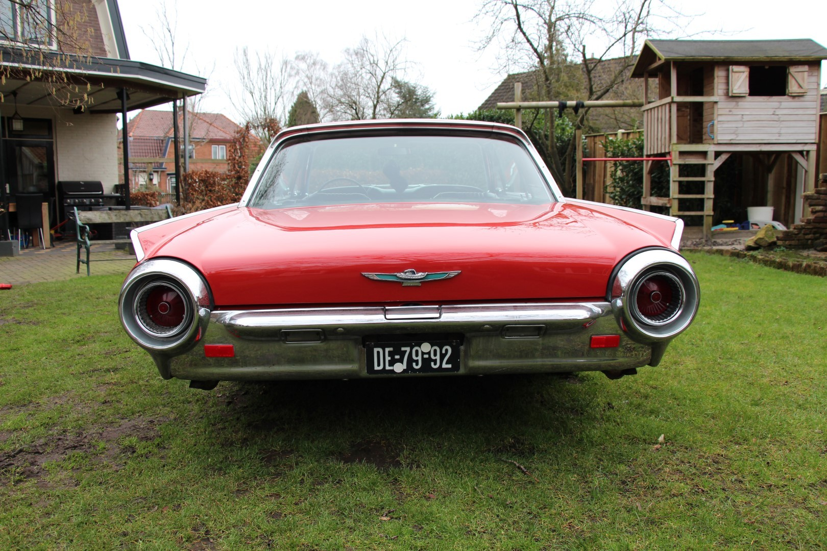 1963 Ford Thunderbird (Bullit Bird) (22)