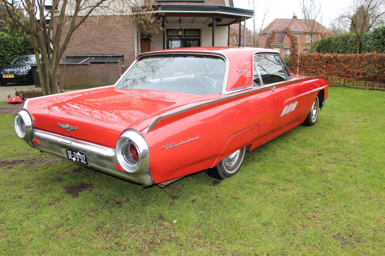 1963 Ford Thunderbird (Bullit Bird) (23)