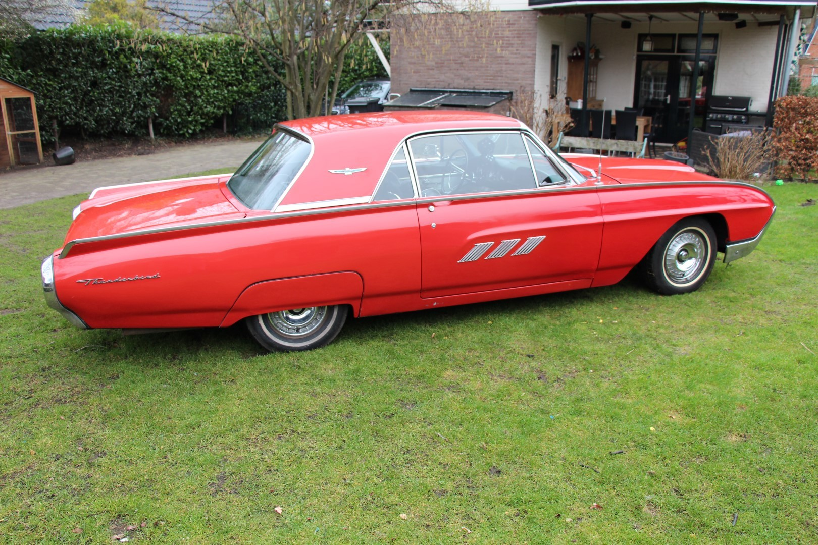 1963 Ford Thunderbird (Bullit Bird) (24)