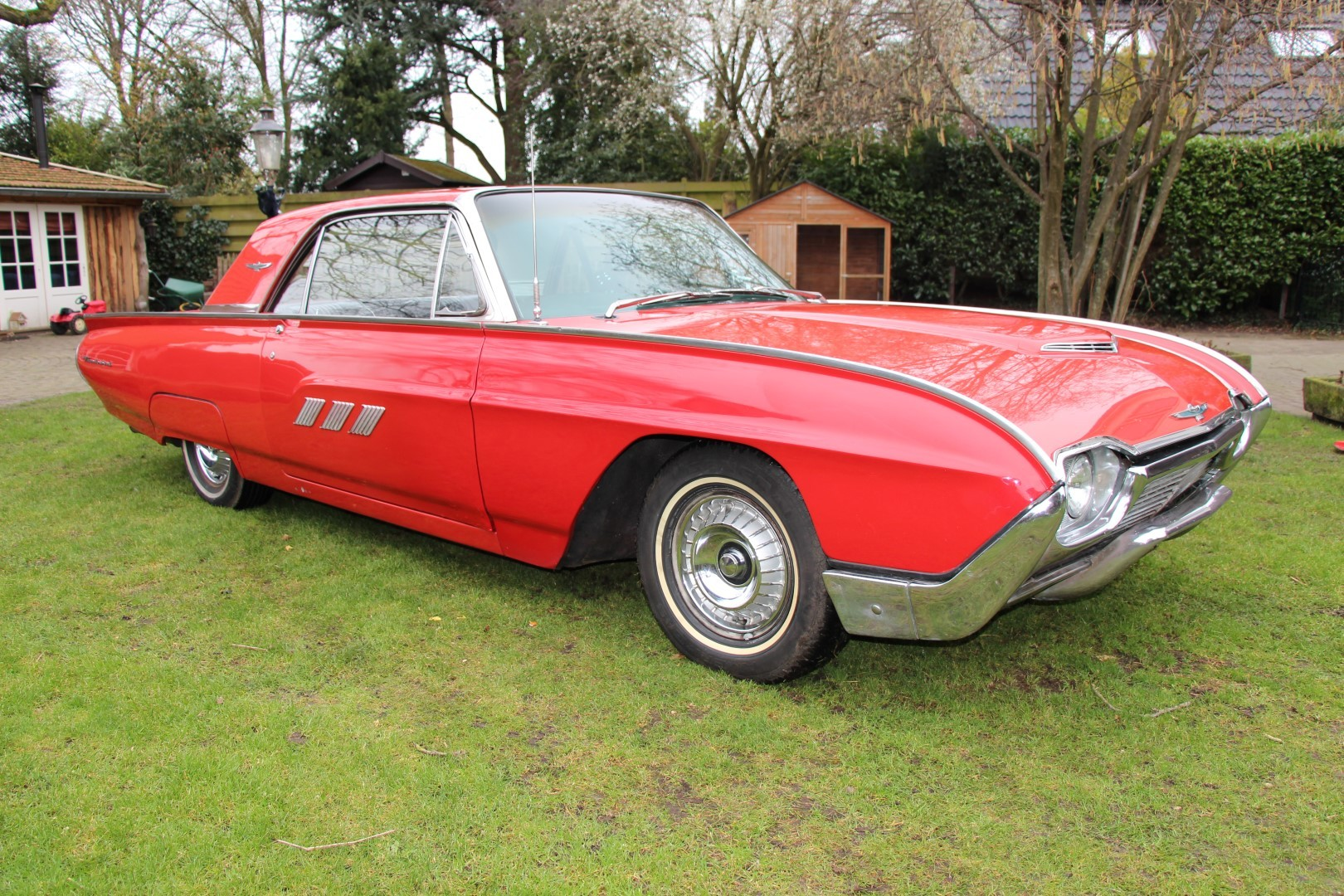 1963 Ford Thunderbird (Bullit Bird) (25)