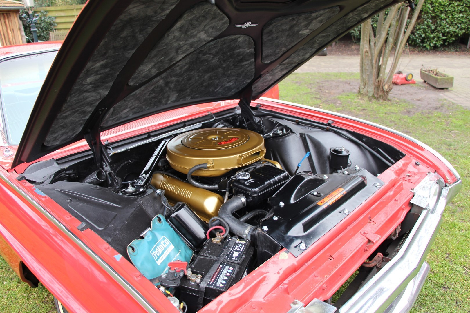 1963 Ford Thunderbird (Bullit Bird) (4)