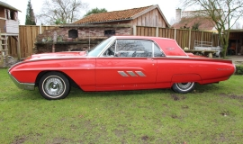 1963 Ford Thunderbird (Bullit Bird) (20)